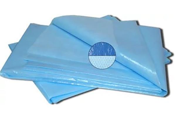 простыня стерильная ламинированная