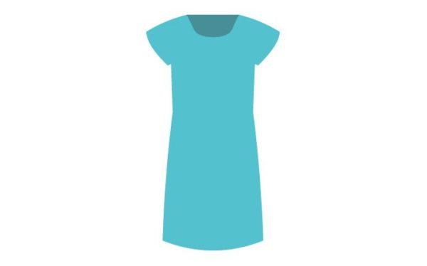 рубашка для рожениц