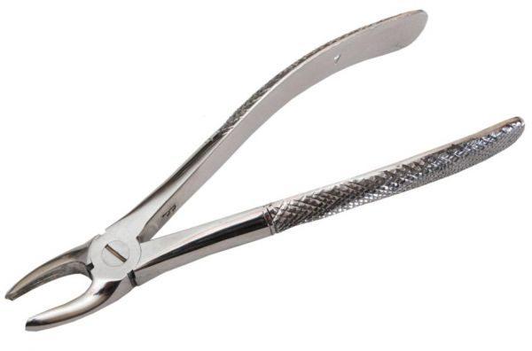 Щипцы №7 для удаления клыков и премоляров верхней челюсти
