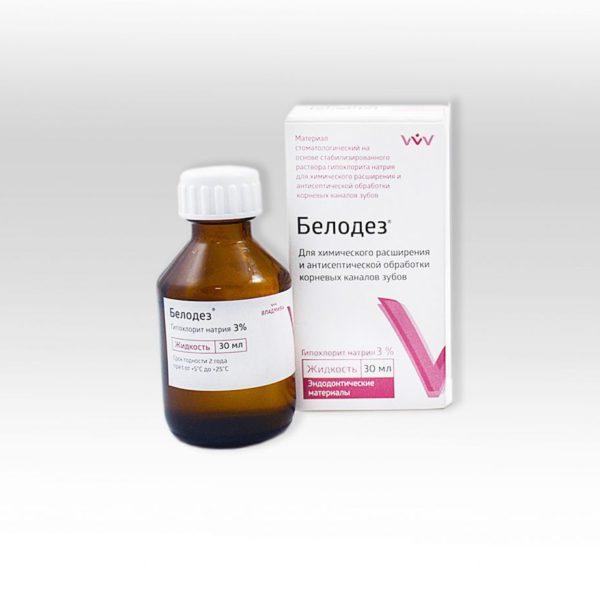 Белодез - 10% гипохлорида натрия