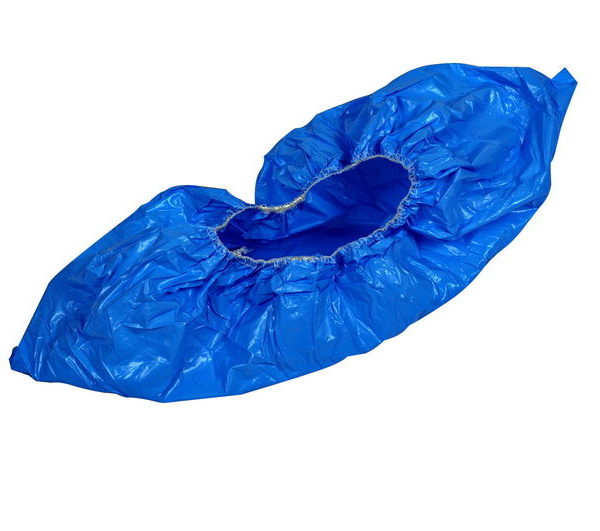 Бахилы 6 гр. голубые