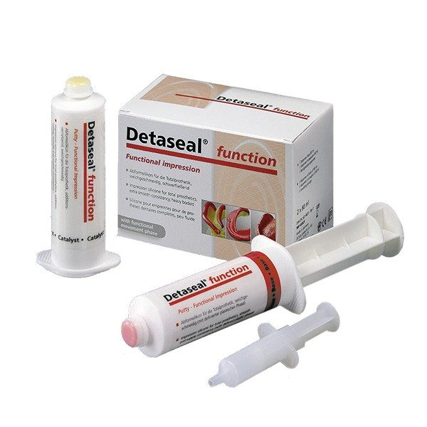Detaseal function regular set