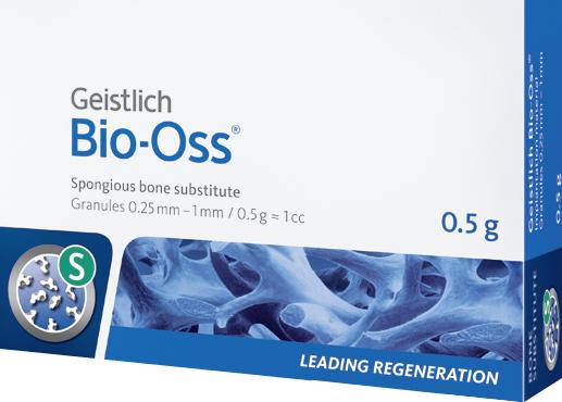 Bio-Oss spongiosa