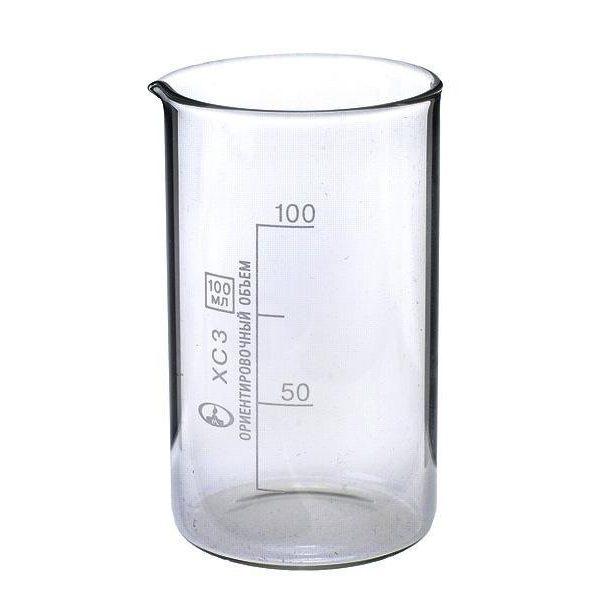 стакан мерный 100 мл с носиком