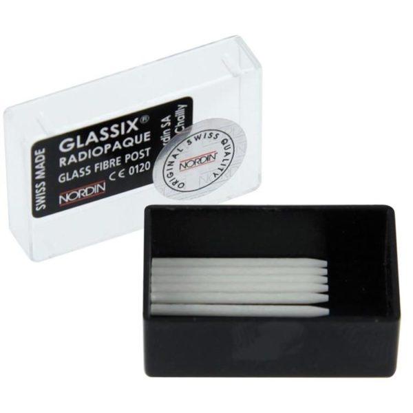 Штифты стекловолоконные Glassix H.Nordin