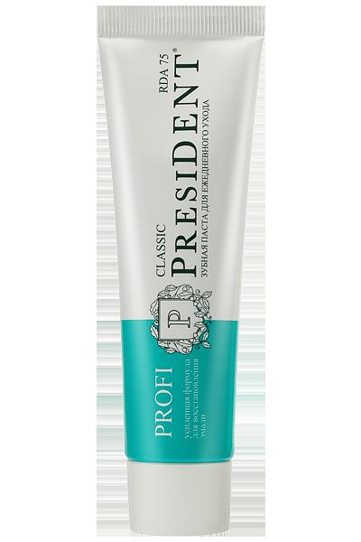 Зубная паста PRESIDENT PROFI Classic