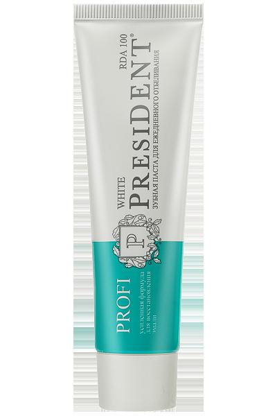 Зубная паста PRESIDENT PROFI White