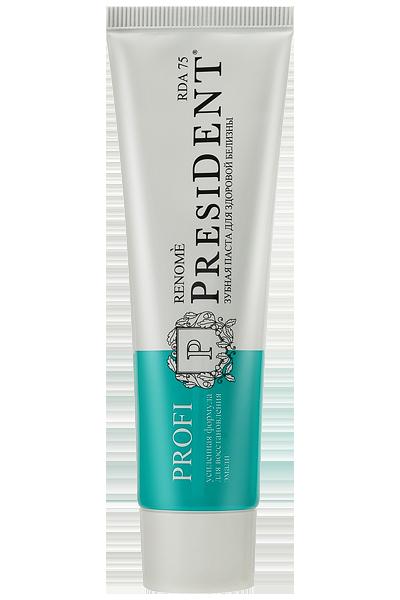 Зубная паста PRESIDENT PROFI Renome