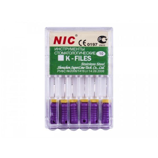 К-файлы NIC