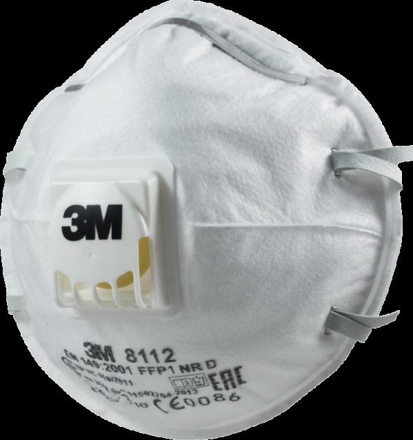 Респиратор 3М 8112 противоаэрозольный