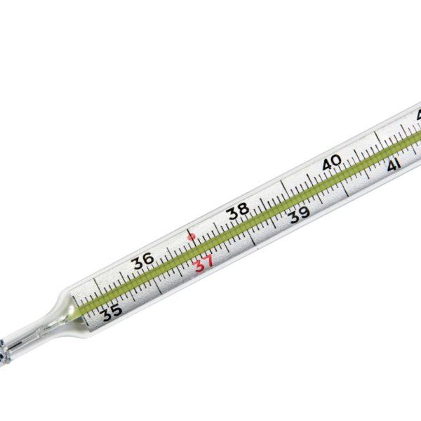 термометр медицинский ртутный