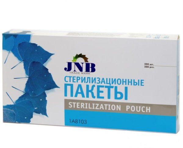 пакеты для стерилизации jnb