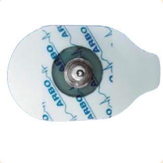 Электроды для ЭКГ одноразовые 57х34 мм вспененная основа