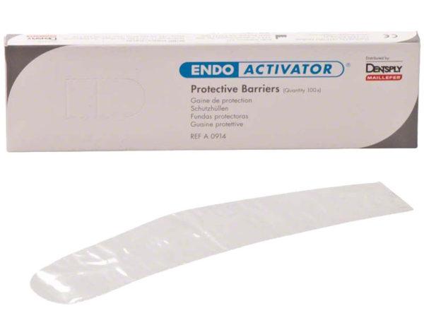 Эндоактиватор защитные полиэтиленовые чехлы